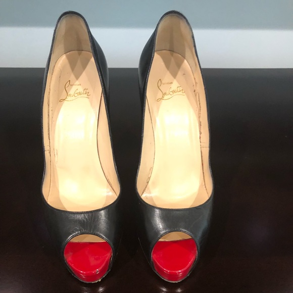 920682edf7 Christian Louboutin Shoes | Authentic Louboutin New Very Prive ...